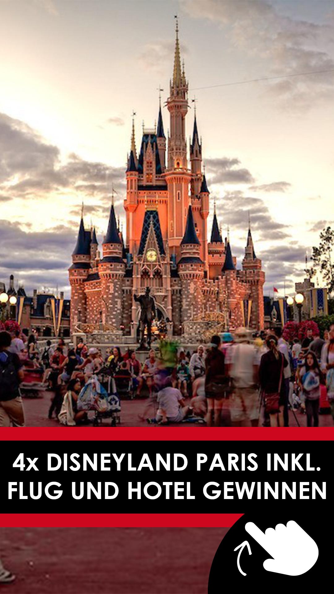 Disneyland Paris Hotel Und Flug