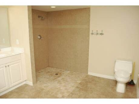 Master Bathroom - Open Concept Shower | Special needs stuff ...