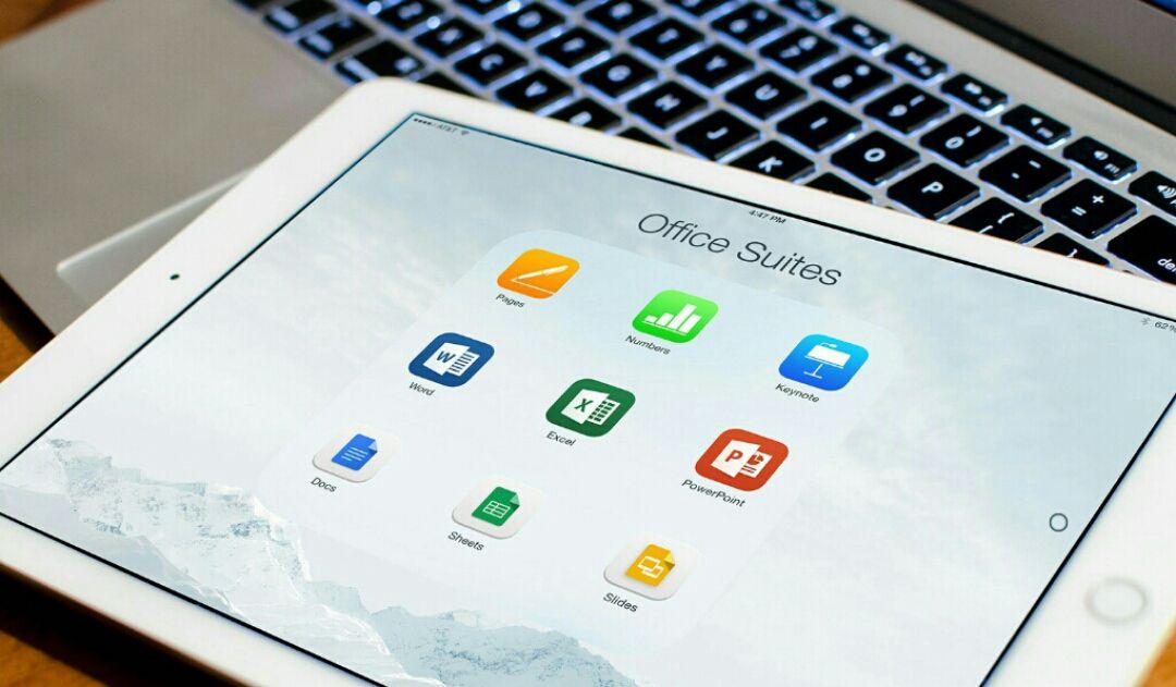 Apple Menambah Ciri Split Screen Multitasking Pada Aplikasi Pages Numbers Dan Keynote Microsoft Office Suite Apple Mobile