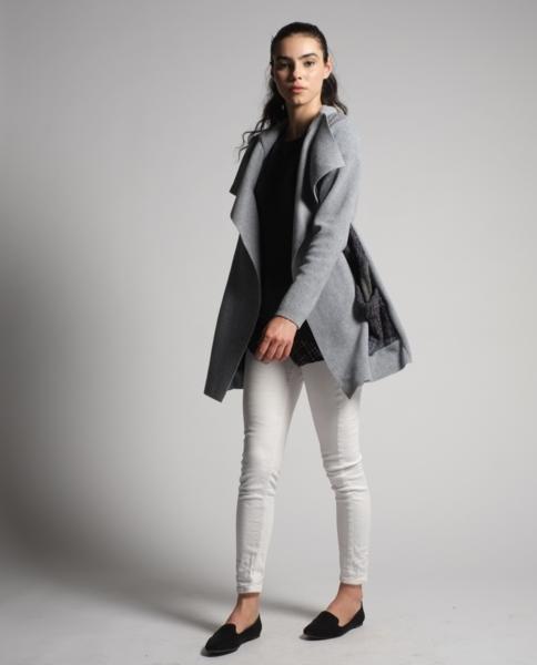 7ae9199ba3 Morgan Jacket in Grey