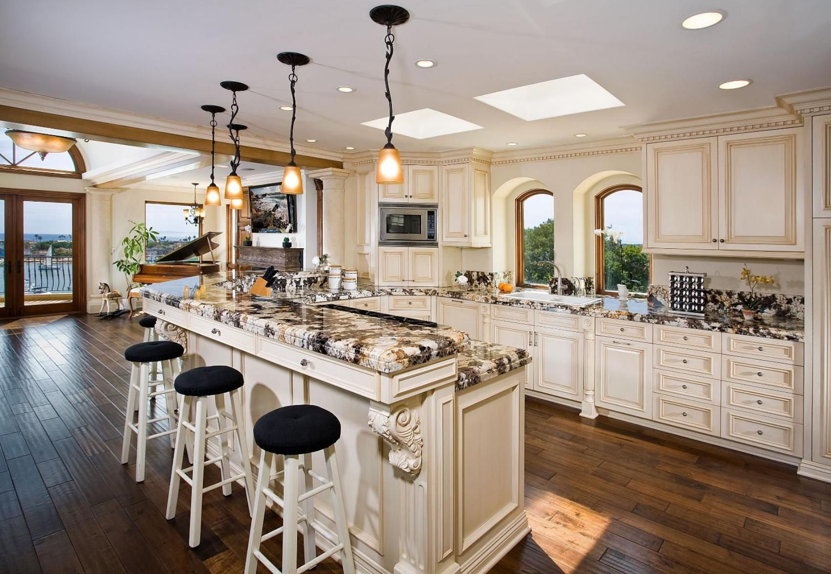 29 Impressive Kitchen Design Gallery  Infobury  Kitchen Pleasing Kitchen Design Gallery Ideas 2018