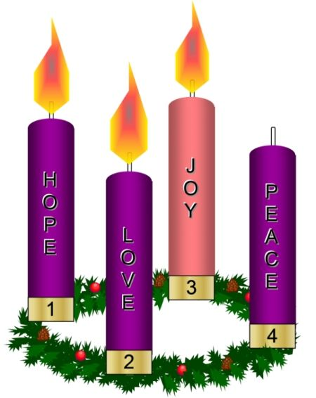 advent wreath week 3 google search advent wreath. Black Bedroom Furniture Sets. Home Design Ideas