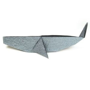 Origami Whale Instructions Plus Loads Of Other Insrtuctions