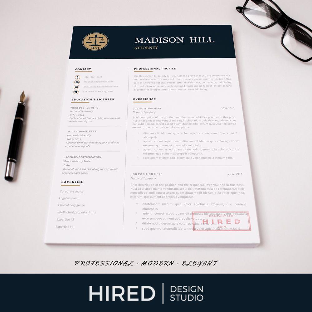 Attorney resume cv template legal resume cv lawyer