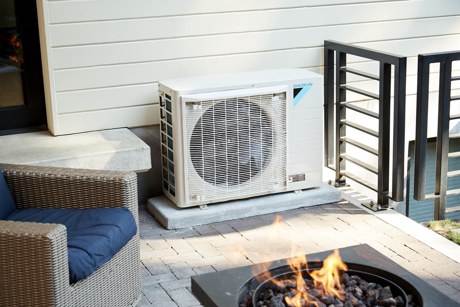Daikin Fit System In 2020 Heating And Cooling Homesense Indoor
