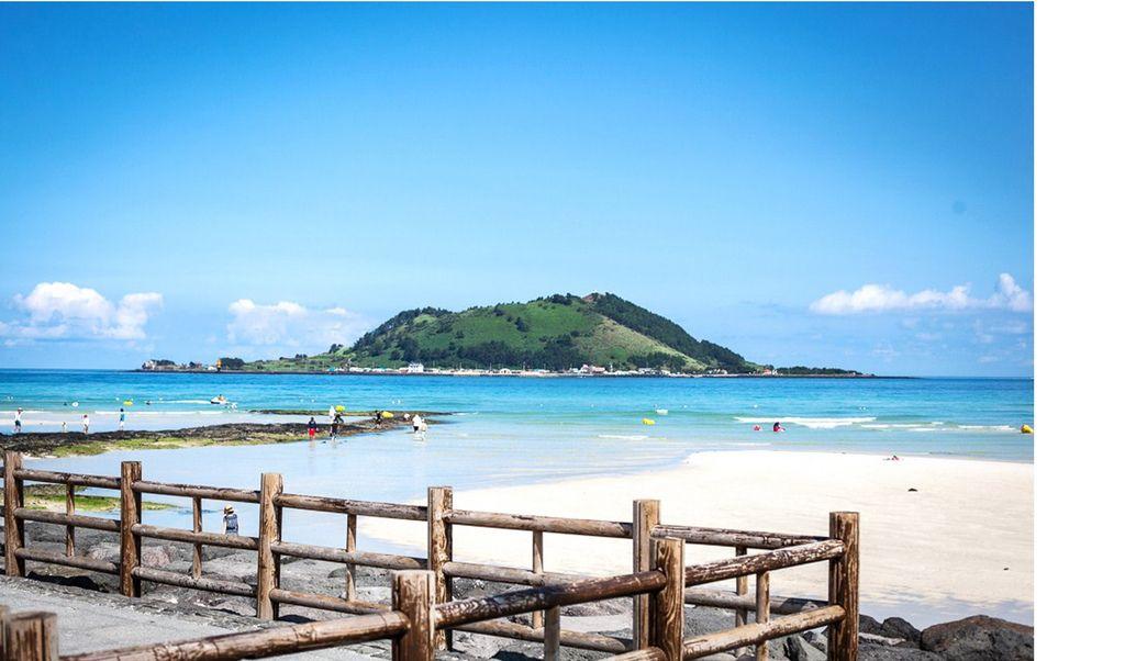 Jeju Hyeopjae Beach