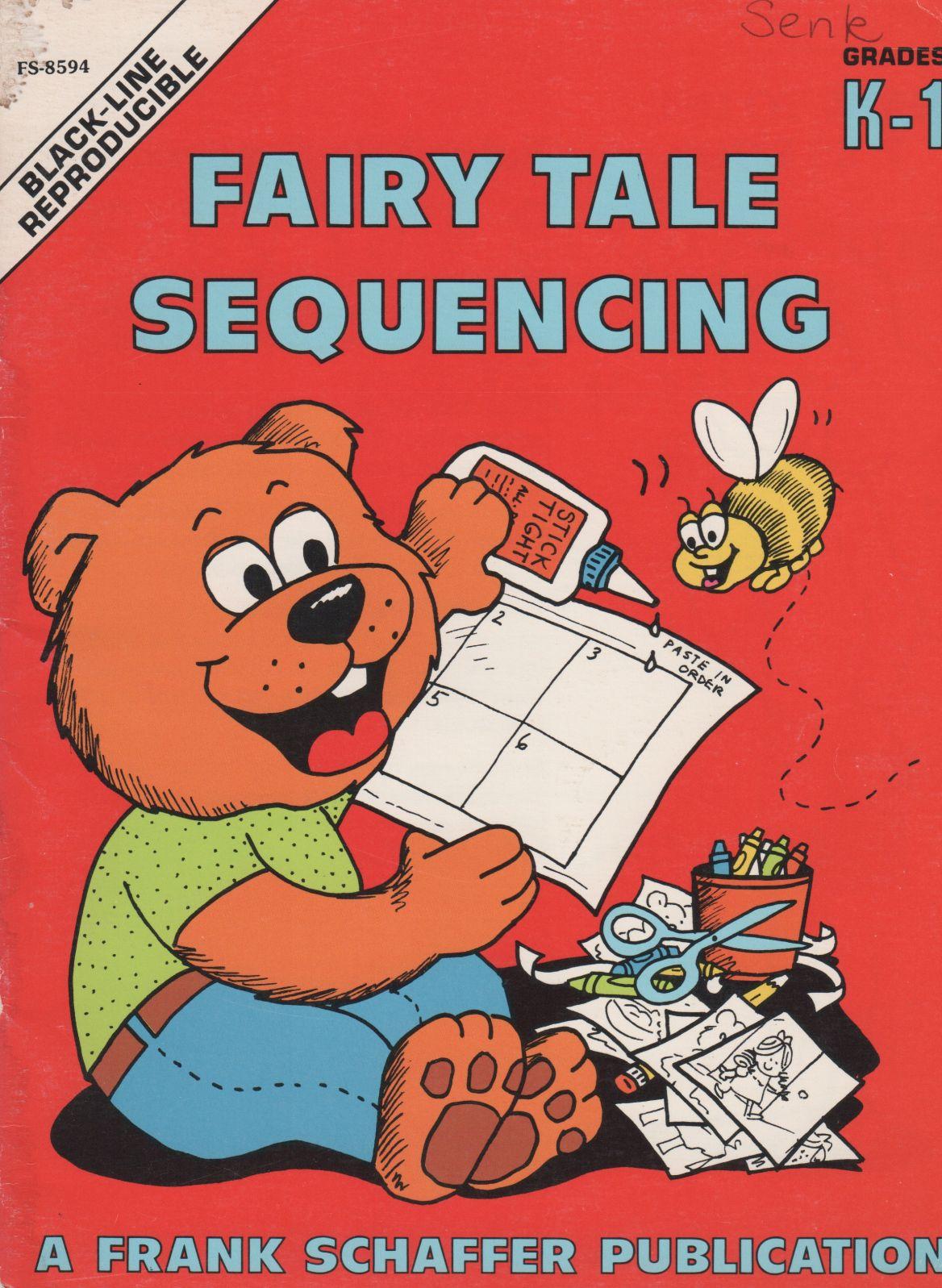 Worksheets Frank Schaffer Publications Worksheets fairy tales kindergarten nana classroom management pinterest nana
