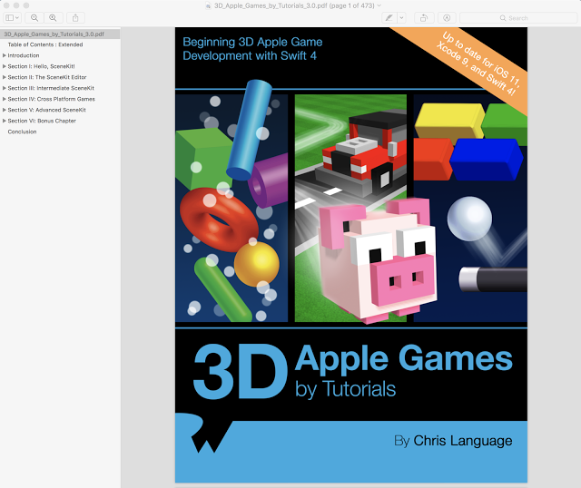 Download pdf epub 3d apple games by tutorials begin 3d ios tvos download pdf epub 3d apple games by tutorials begin 3d ios tvos game development with swift 4 full source code please contact me by email fandeluxe Images