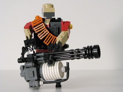 Team Fortress 2 - Lego Style - Evan's Blog