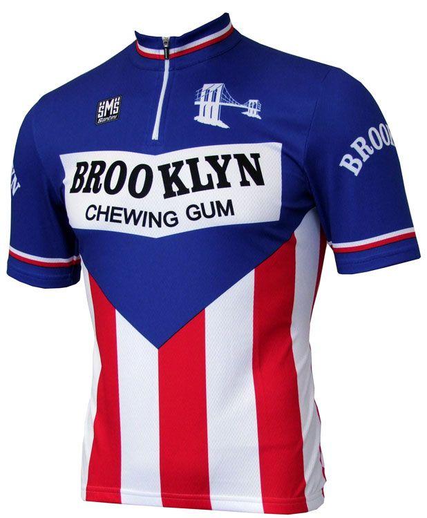 Brooklyn Cycling Jersey.
