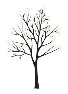 microsoft office powerpoint 2017 setup free download ladunve rh pinterest com winter tree clip art black and white winter tree silhouette clip art