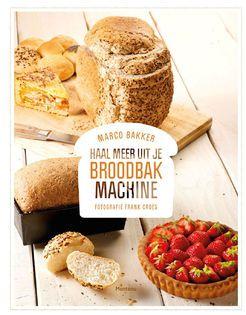 Maak met de broodmachine niet alleen brood, maar gebruik hem ook om pistolets, sandwiches en taarten mee te maken. In dit boek vind je meer dan 50 recepten, ook voor broodpudding, eclairs en pizza. Wakker worden met vers brood, het boek zorgt voor fijne ochtendrituelen.