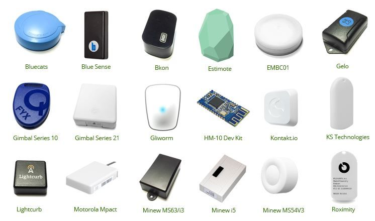 iBeacon Technology and Estimote's Bluetooth Beacons | Ibeacon technology,  Beacon technology, Ibeacon