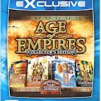This Special Edition Single Dvd Rom Package Includes Both Age Of