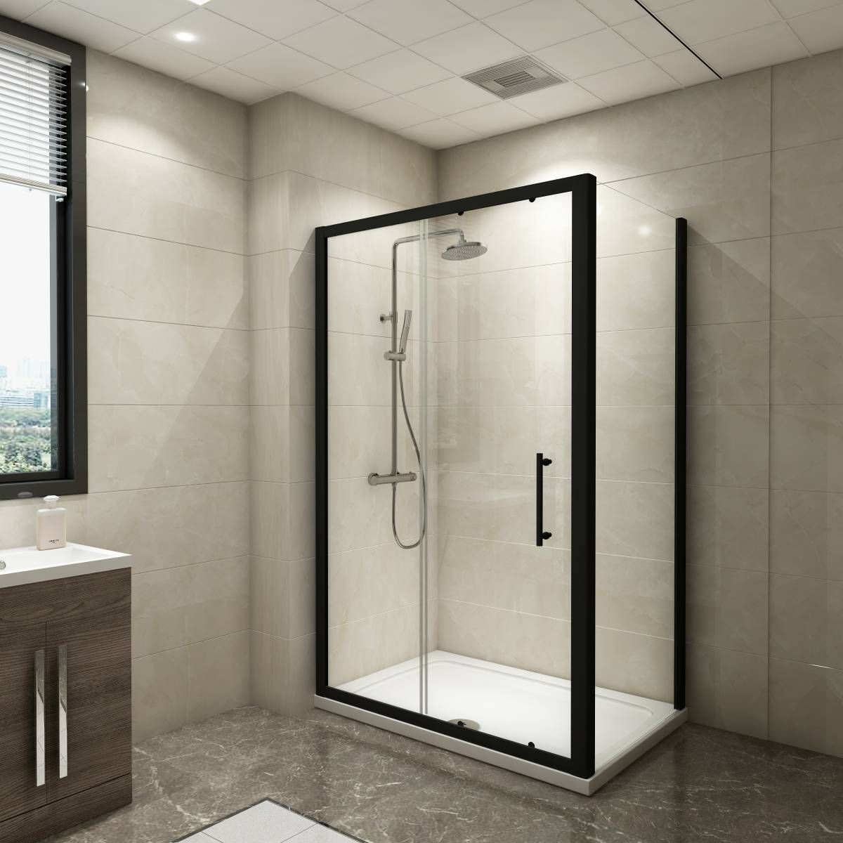 Want A Gleaming Shower Screen Reuse A Dryer Sheet By Adding A Few Drops Of Water To Clean It Dryer Sheets A Shower Enclosure Clean Shower Doors Shower Doors