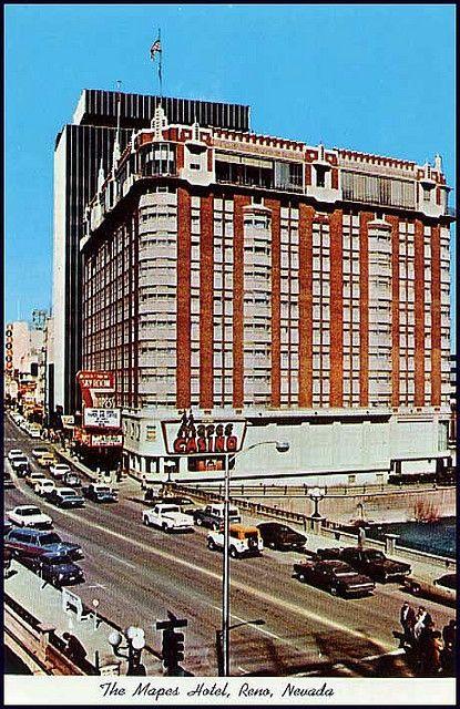 Mapes Hotel Casino, Reno, Nevada   Flickr - Photo Sharing!
