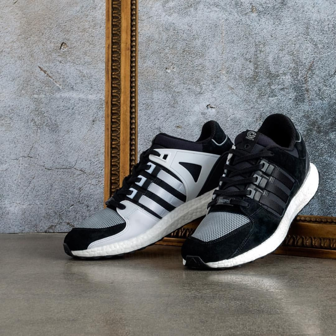 40dc14279 Concepts Puts Two Different Spins on the adidas Originals EQT Support