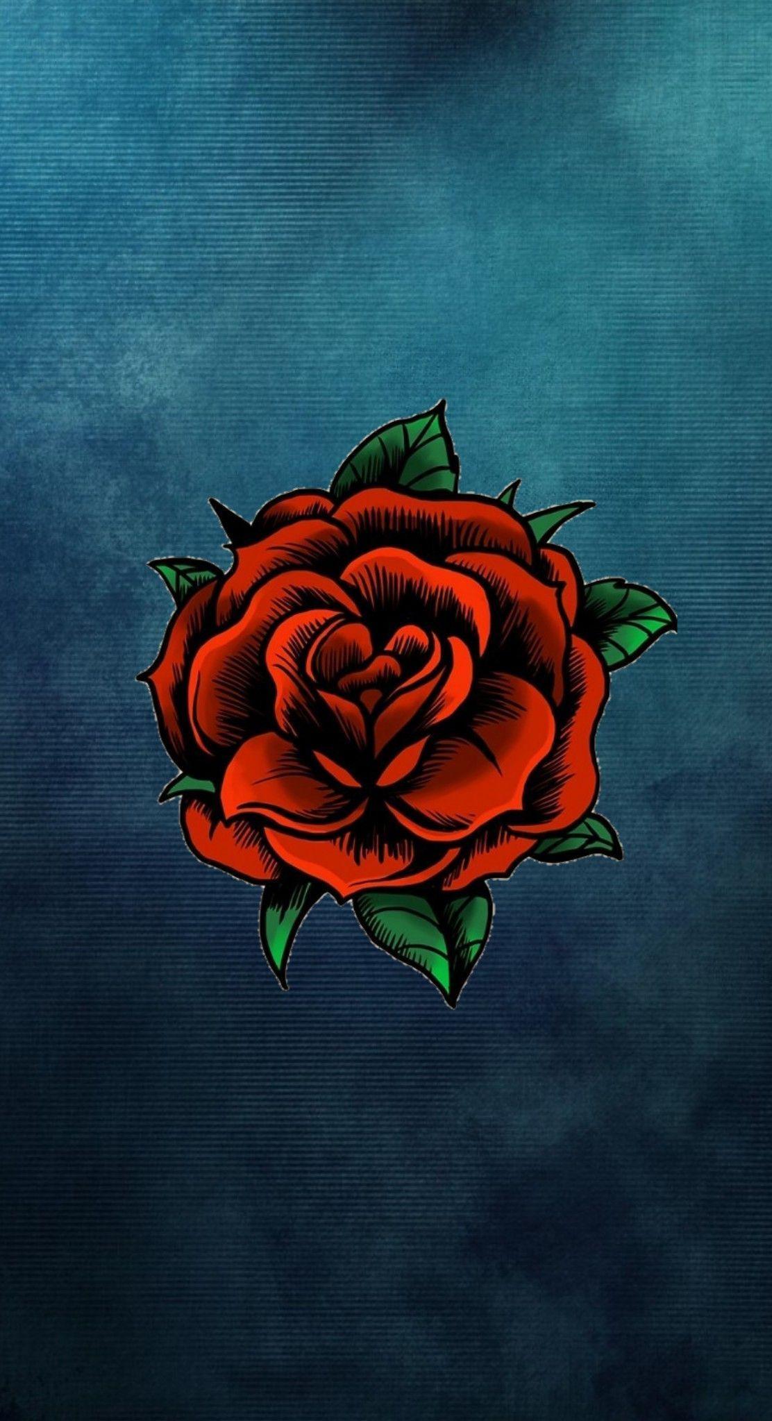 Pin On Kevinli 87 Aesthetic cartoon rose wallpaper