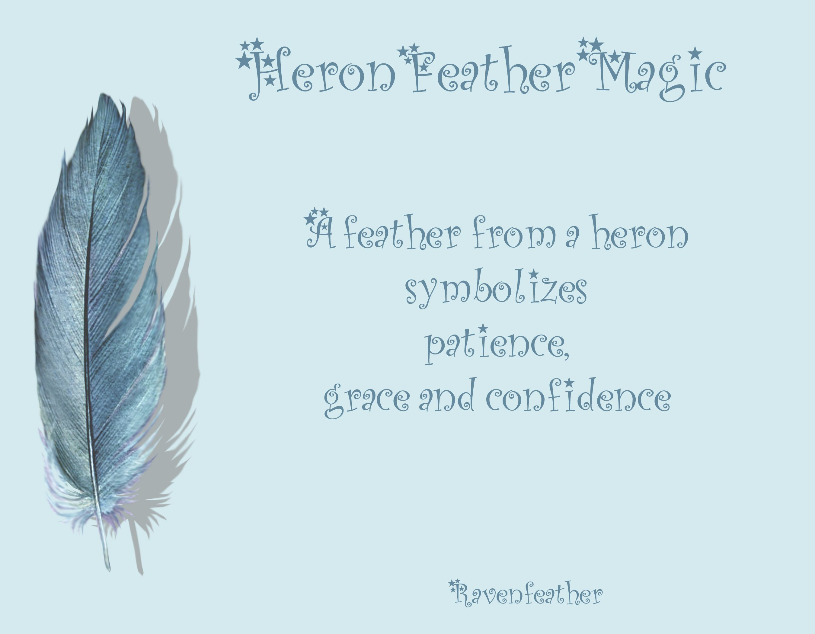 Heron feather magic pinned by the mystics emporium on etsy heron feather magic pinned by the mystics emporium on etsy buycottarizona Gallery