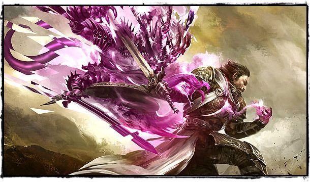 Guild Wars 2 Forum Mesmer No Male Mesmer Wallpaper In Large Guild Wars 2 Guild Wars Nightmares Art