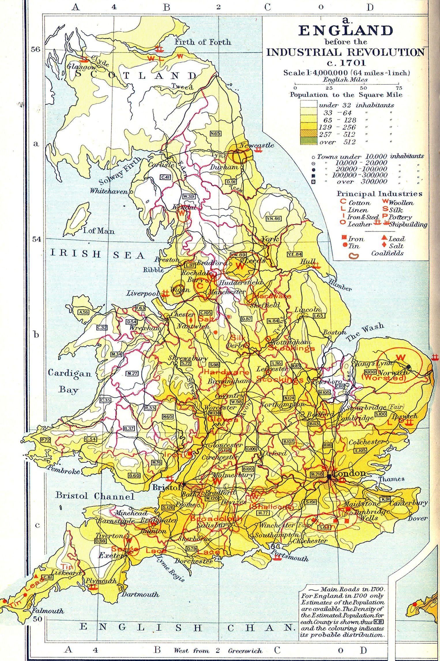 Britain Industrial Revolution