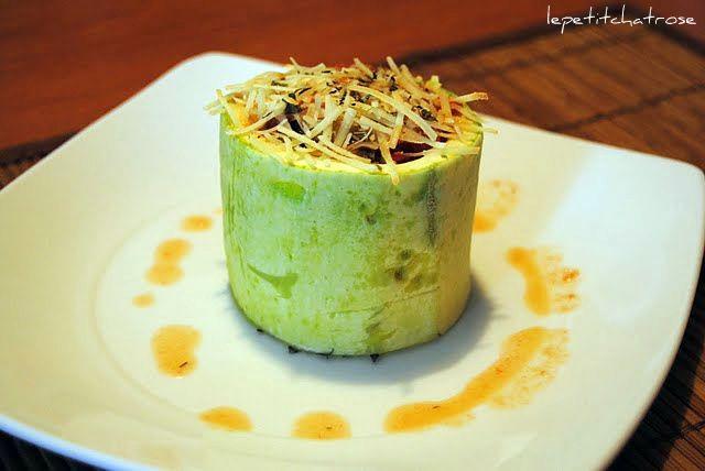 Menú del día II: menú vegetariano