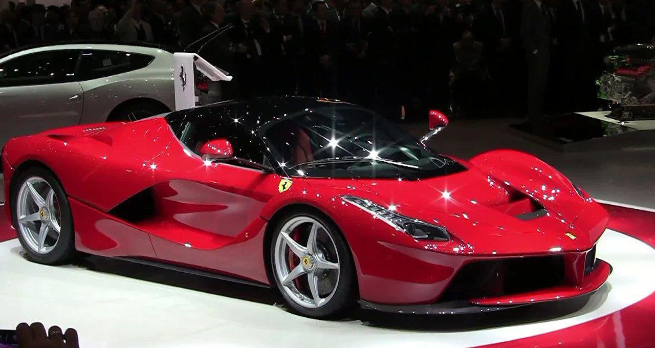 Farari Car New Model