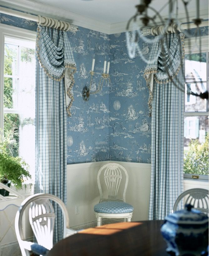 Le Jardin Chinois Brunschwig: Design By Michael Whaley Interiors
