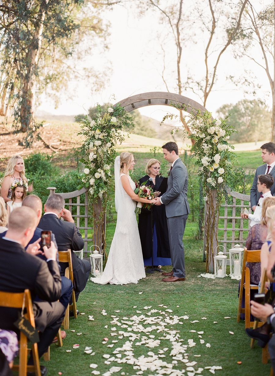 A Destination Wedding Near Home? See How It's Done ...