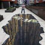 Fed onto Best Street Art Examples Album in Art Category