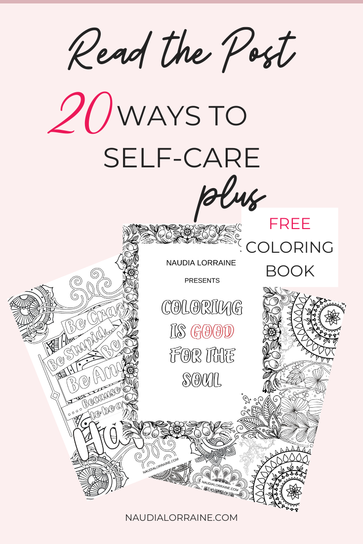 20 Self Care Ideas To Start Practicing Now Self Care Self Learning To Say No