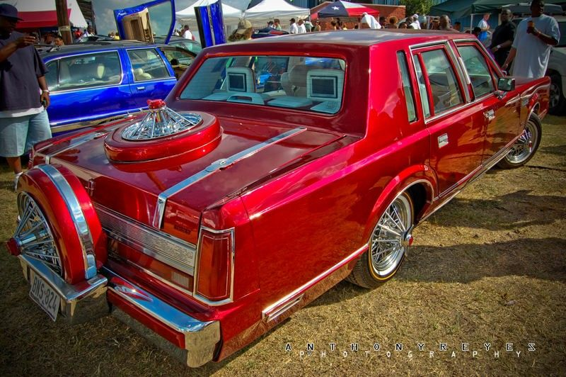 Candy Apple Red Lincoln Swangas Cars Pinterest Cars Classic