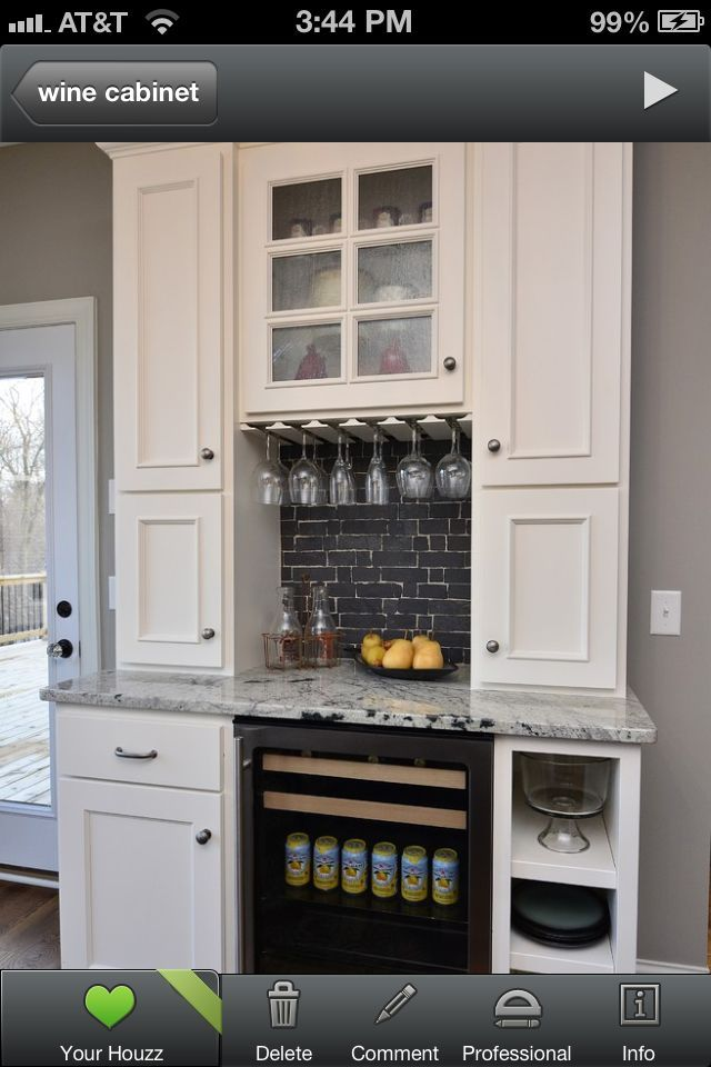 built in beverage center in a dining room google search - Beverage Center
