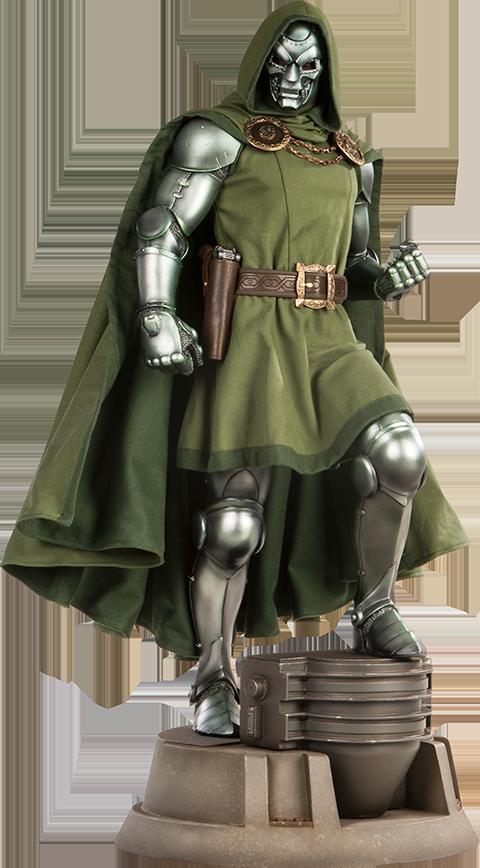 Marvel Dr Doom Premium Format Tm Figure By Sideshow Colle Marvel Collectibles Marvel Action Figures Marvel Villains