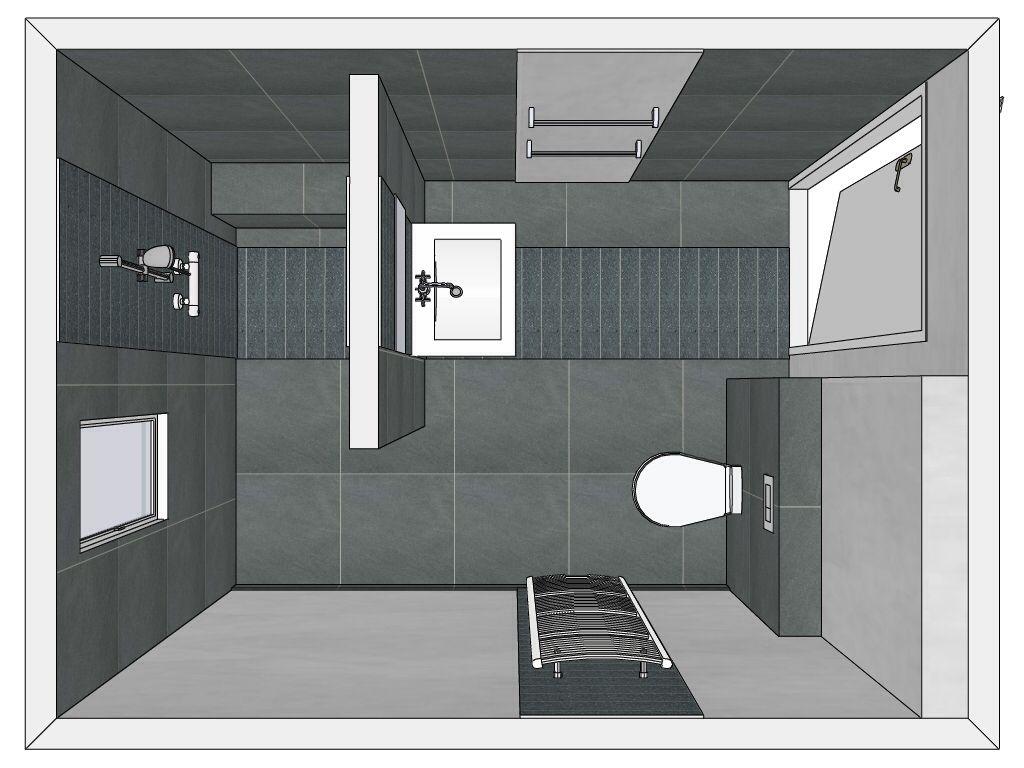 Badkamer alkmaar kosten muurtje badkamer u brigee huis ontwerp