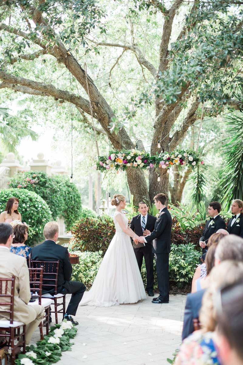 A Dreamy Blush Wedding At The Club At The Strand In Naples Fl