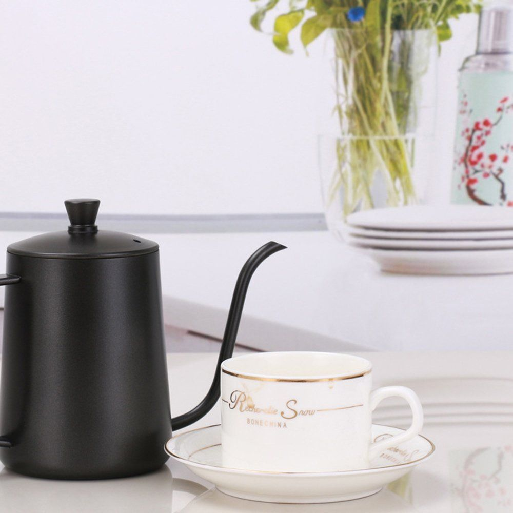 Coffee pouring pot 20oz beminh stainless steel coffee tea