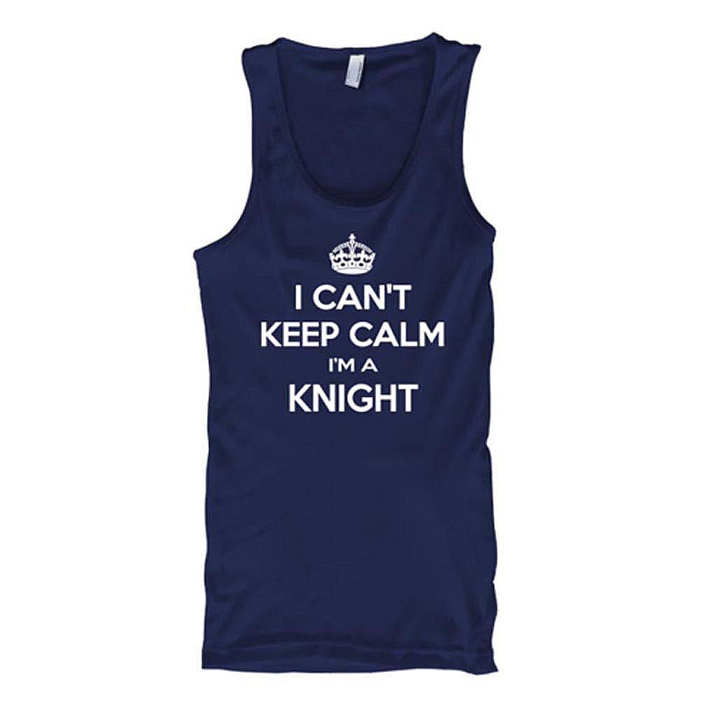 I Can't Keep Calm, I Am A Knight Tank Tops