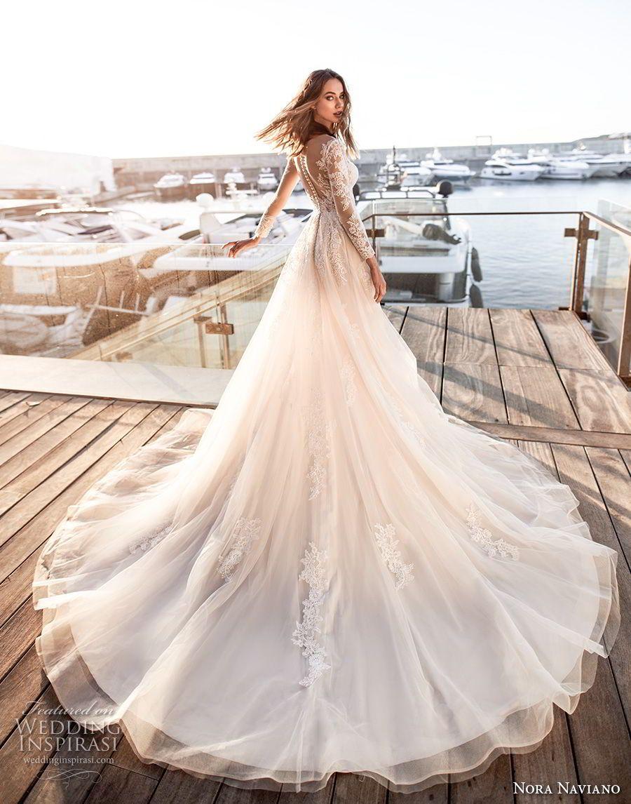 Nora naviano wedding dresses u ucvoyageud bridal collection