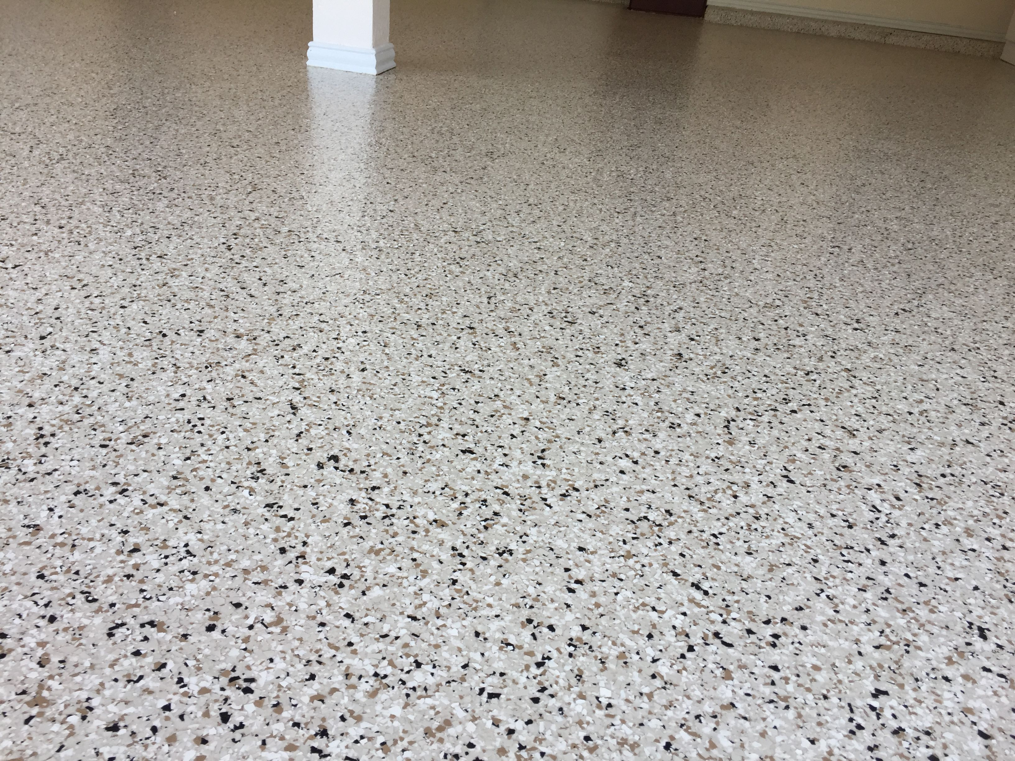 Epoxy Garage Floor Covering In 2019 Epoxy Garage Floor