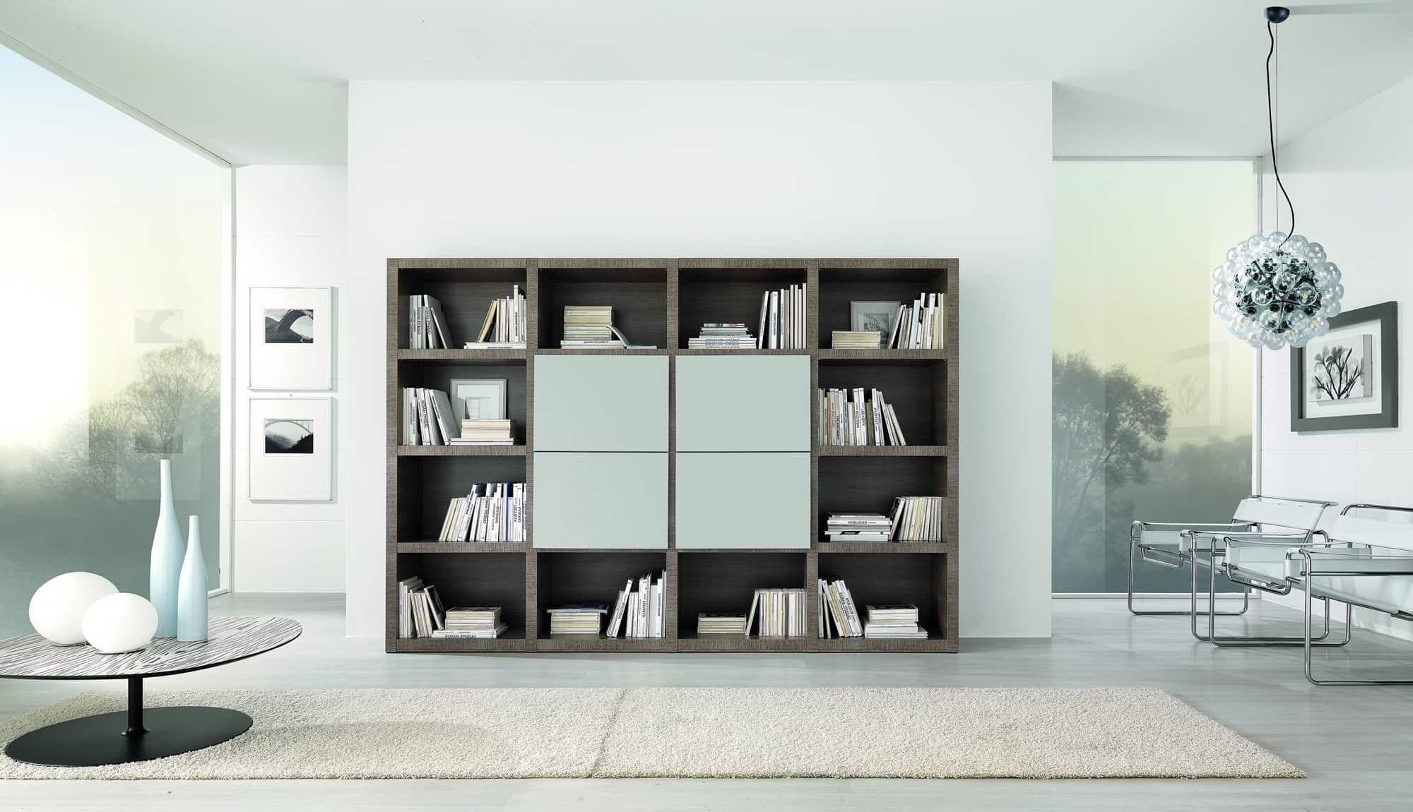 Storage Options for Modern Living Room 6 Design  Living room