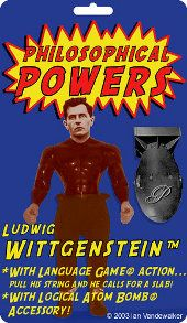 Philosophical Powers. Ludwig Wittgenstein