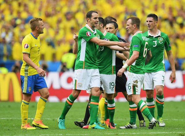 Republic of Ireland v Sweden - Group E: UEFA Euro 2016 - Pictures - Zimbio #Seb
