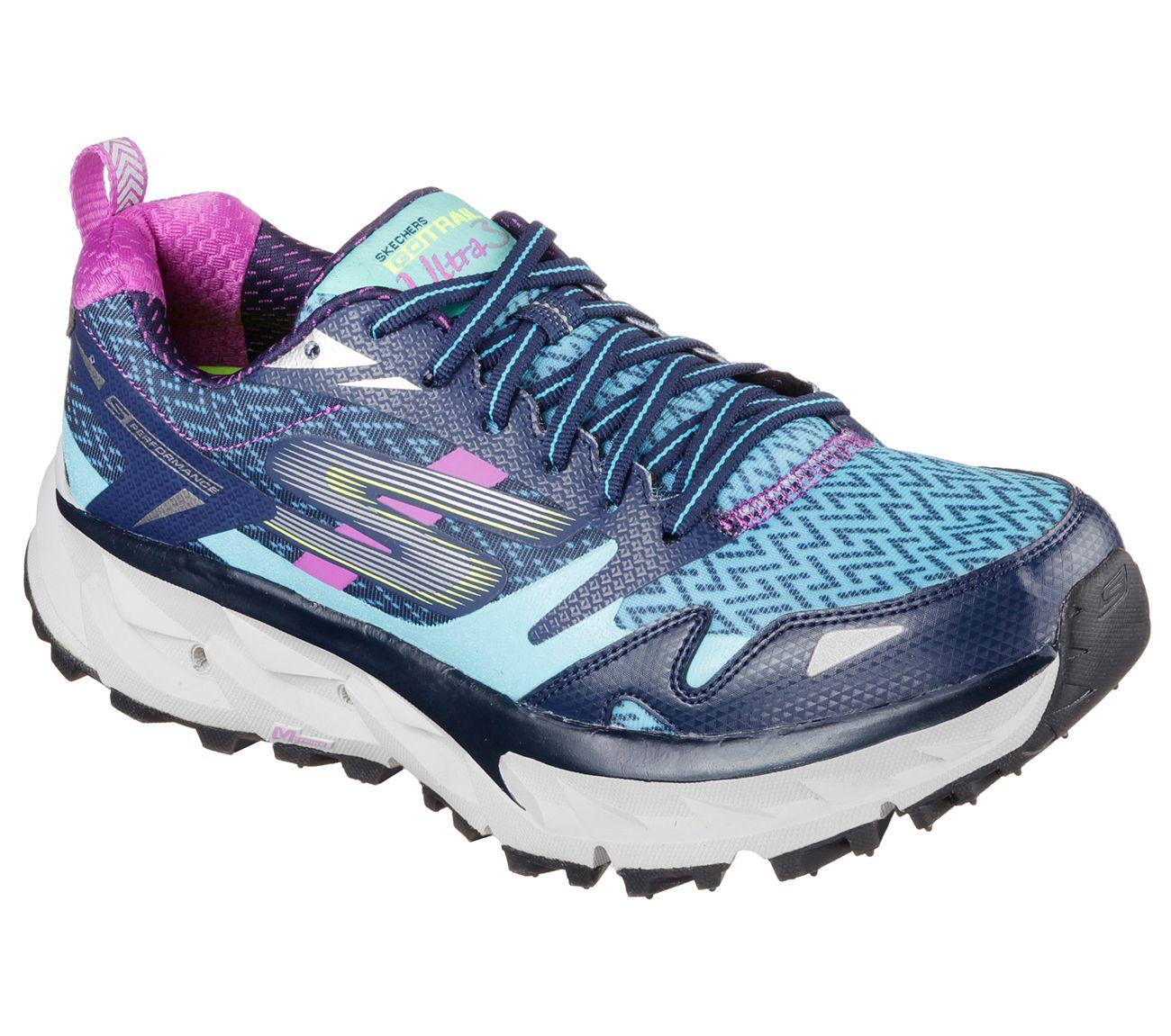 Galaxia Espectáculo lo mismo  Skechers GOtrail Ultra 3 | Shoes, Running shoes, Skechers