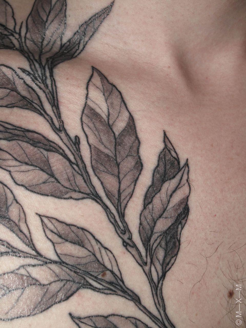 Dot shading tattoo inspiration tattoos maple leaf tattoo