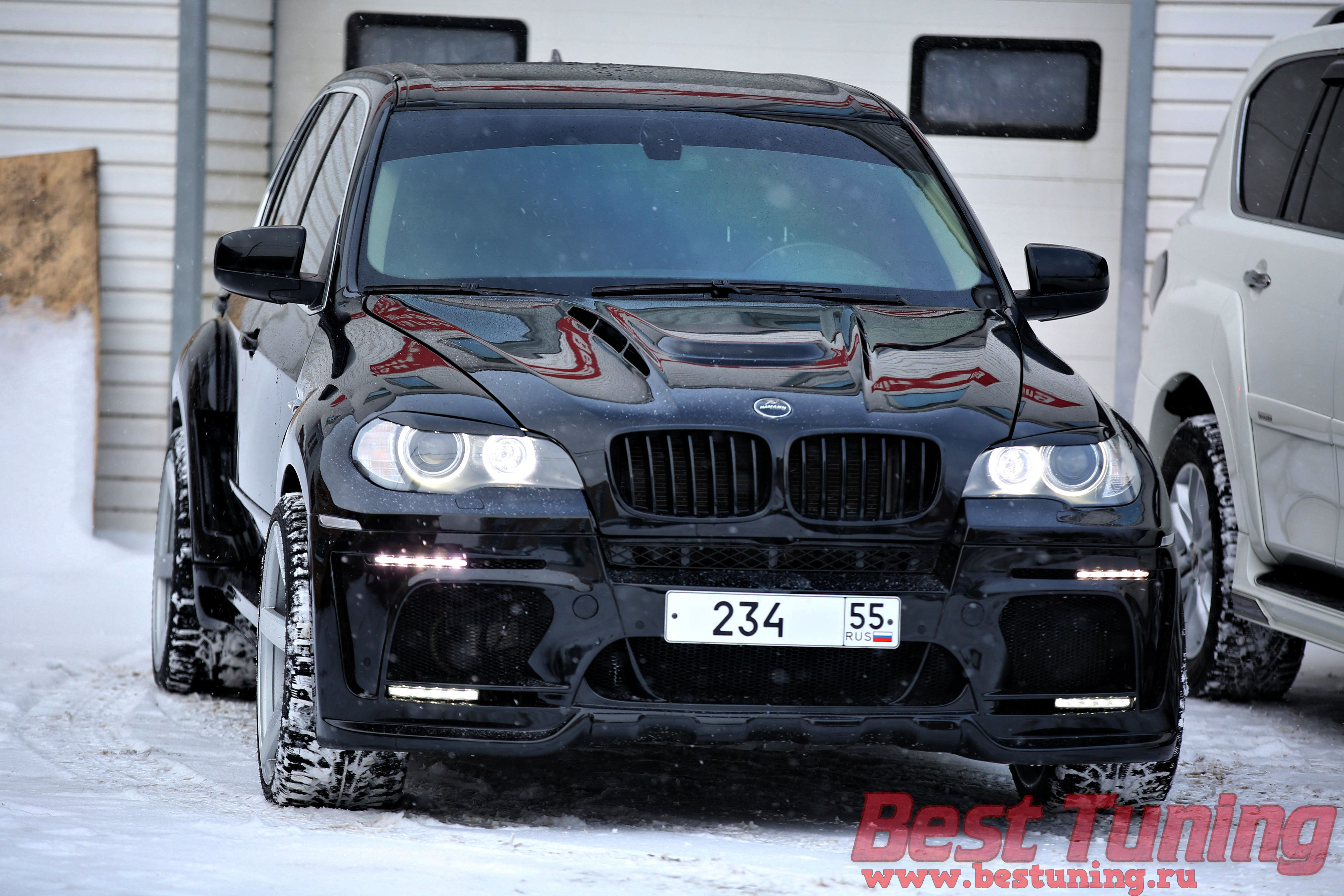muscle cayenne revealed m hitch beating trucks bmw