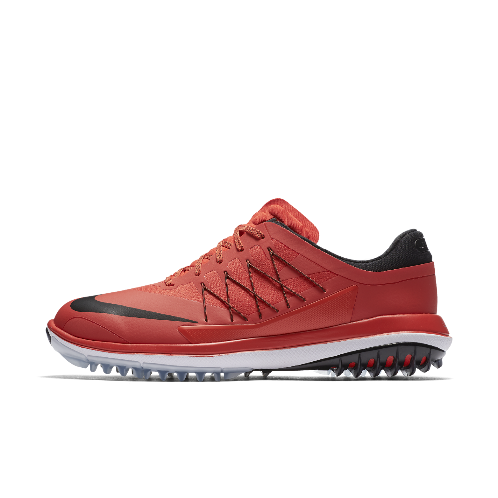 cheap for discount 356a3 c933c Nike Lunar Control Vapor Men's Golf Shoe Size 11.5 (Orange ...