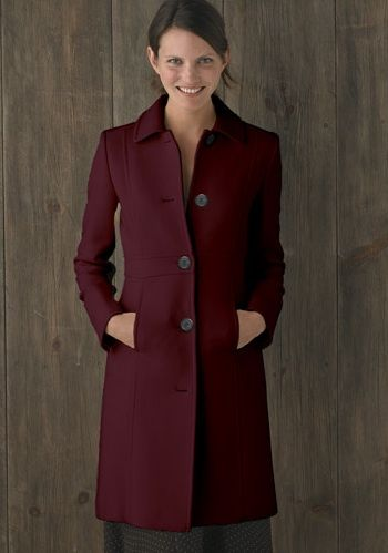 71de745f48d Lady in Red  Smashing Red Coats
