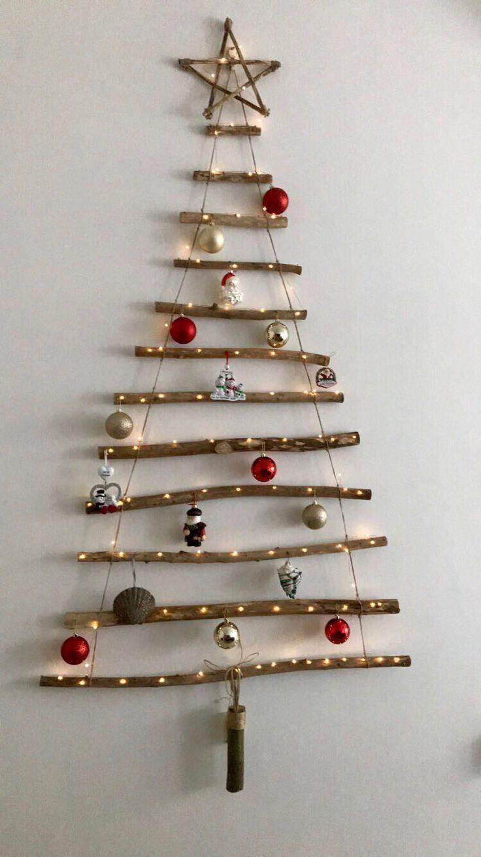 Erster Weihnachtsbaum