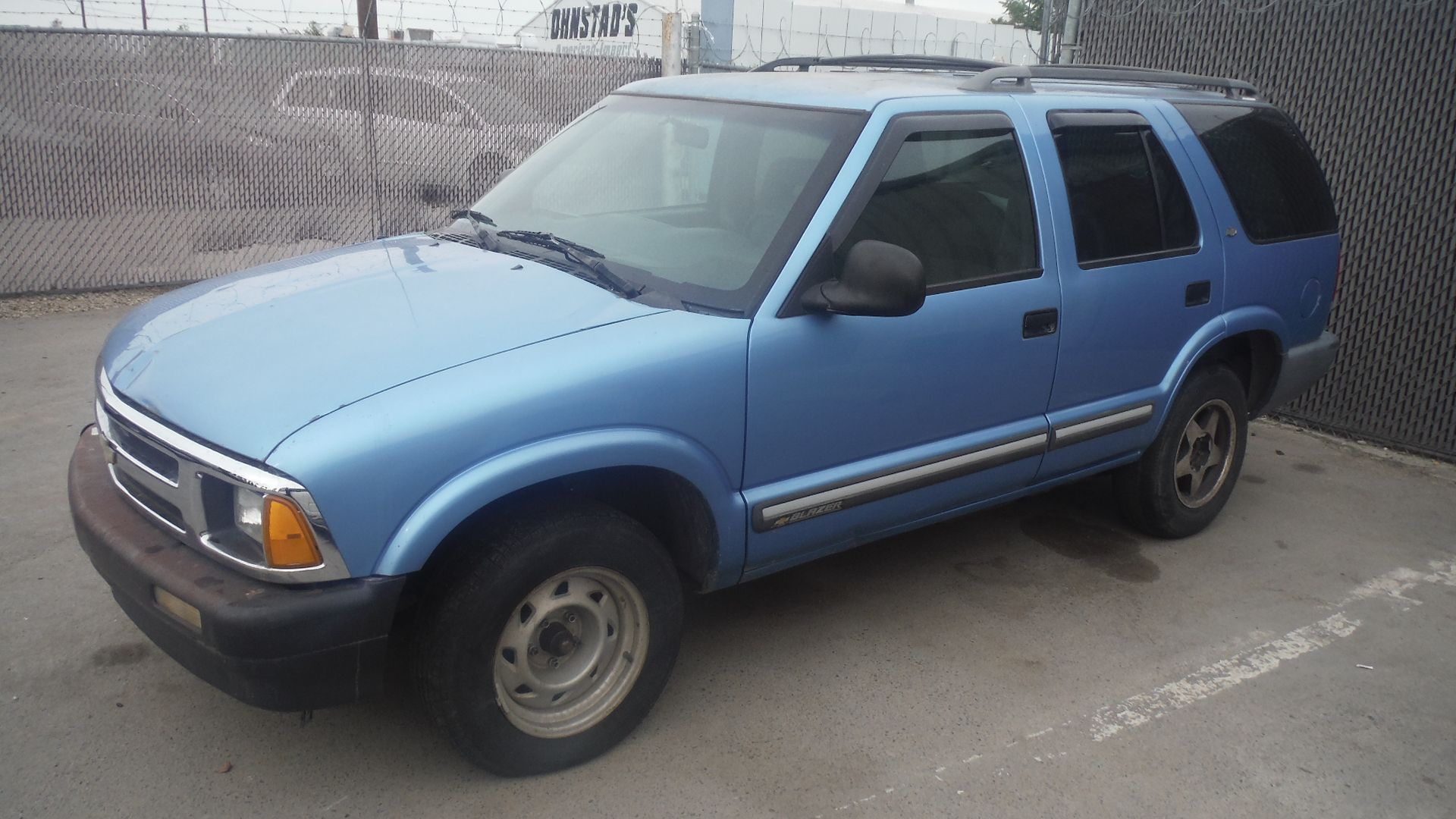 1996 Chevy Blazer 4 Door 2wd 4 3l With 137k Miles Chevy Brake Rotors Cold Air Intake
